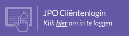 JPO clienten-login